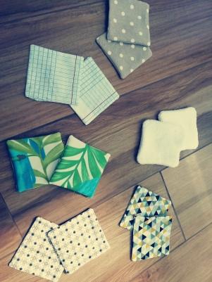 sacs sensoriels en tissus DIY